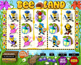 Bee Land Slot