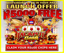 Click Here to Claim up to R5000.00 Free